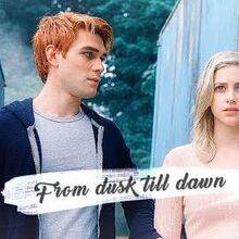 "❖ ""They are endgame."" ll Archie and Betty"