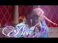Helsa ( Hans + Elsa ) -- Alive Sia