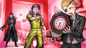 Gundham, Kazuichi, Fuyuhiko Chapter 4
