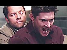 Castiel + Dean - Angel With a Shotgun