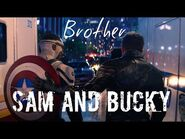 TFATWS FINALE - Sam and Bucky - Brother - Nice job, Cap