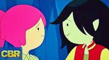 Adventure Time The Evolution Of Princess Bubblegum And Marceline's Relationship
