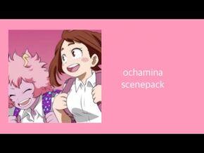 Ochamina scenepack