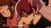 Boku no Hero Academia TodoDeku AMV — Waiting For Love (Avicii)