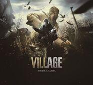 Resident Evil Village Promotion poster