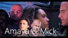 VixenWave amaya & mick ♥ - It Must Have Been Love ♥