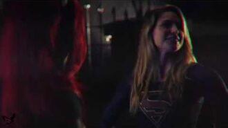 BatWoman & Supergirl - World's Finest