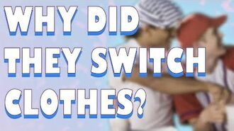 Why Chad And Ryan Switched Clothes In High School Musical 2