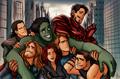 Avengers - Domestic Avengers (Renny08)