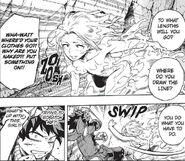 TogaDeku manga 7