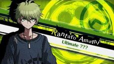 Danganronpa V3 - Rantaro Amami Free Time Events