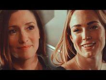 Sara Lance & Alex Danvers l Infinity