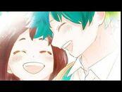 Midoriya and Uraraka Amv~ Perfect