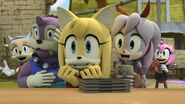 SonicBoom Beaver fangirls at signing
