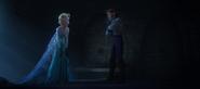 Elsa and Hans (Frozen)