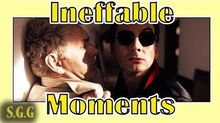 Ineffable Husbands Crowley And Aziraphale's Best Moments! - Good Omens