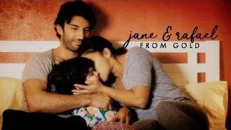 Jane & rafael from gold