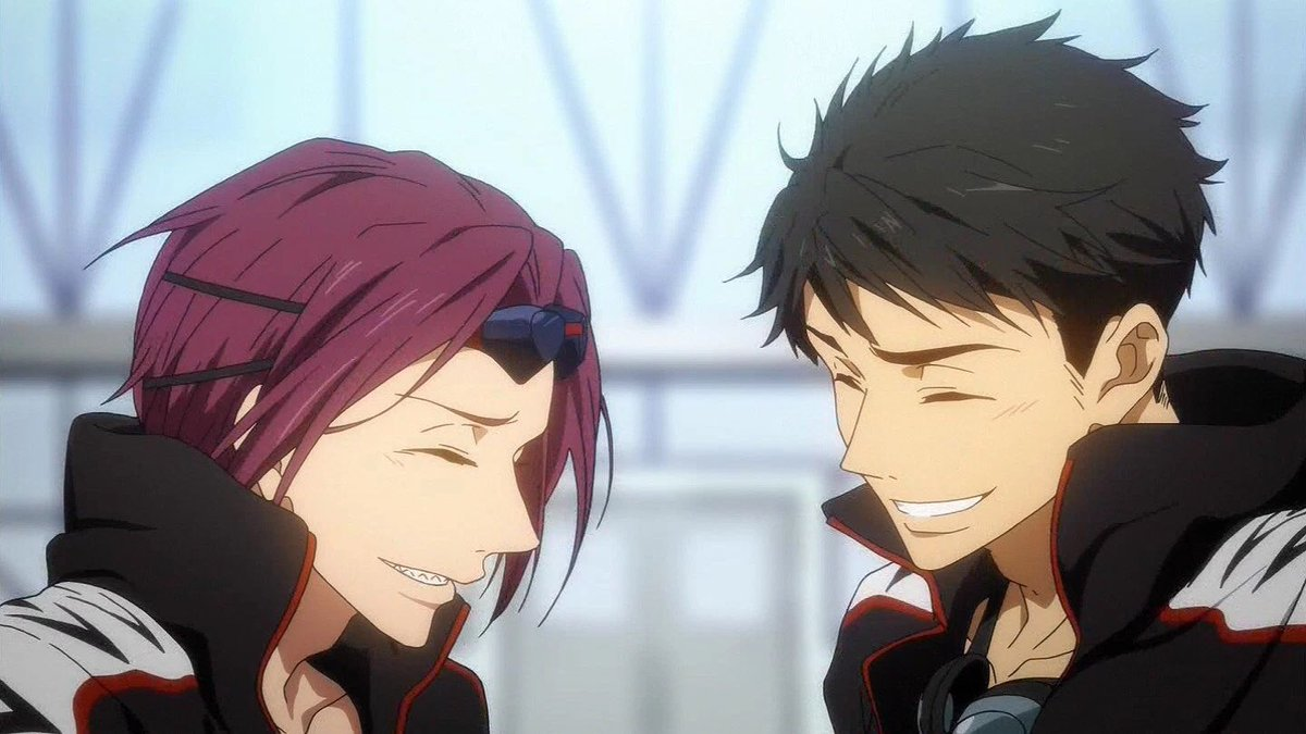 Sourin Shipping Wiki Fandom Rin laughed at the sour look on name's face as they left her parents' house an hour or so after their name giggled and leaned closer to rin, who was laughing as nagisa came bounding to him. sourin shipping wiki fandom