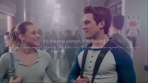 Riverdale Archie & Betty +1x13 ᴡʜᴀᴛ's ᴀ sᴏᴜʟᴍᴀᴛᴇ