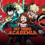 Моя геройская академия/Шипы