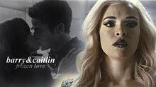 Barry & caitlin frozen love
