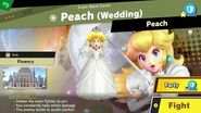 29. Peach (Wedding) - Fair Spirit Battle - Super Smash Bros