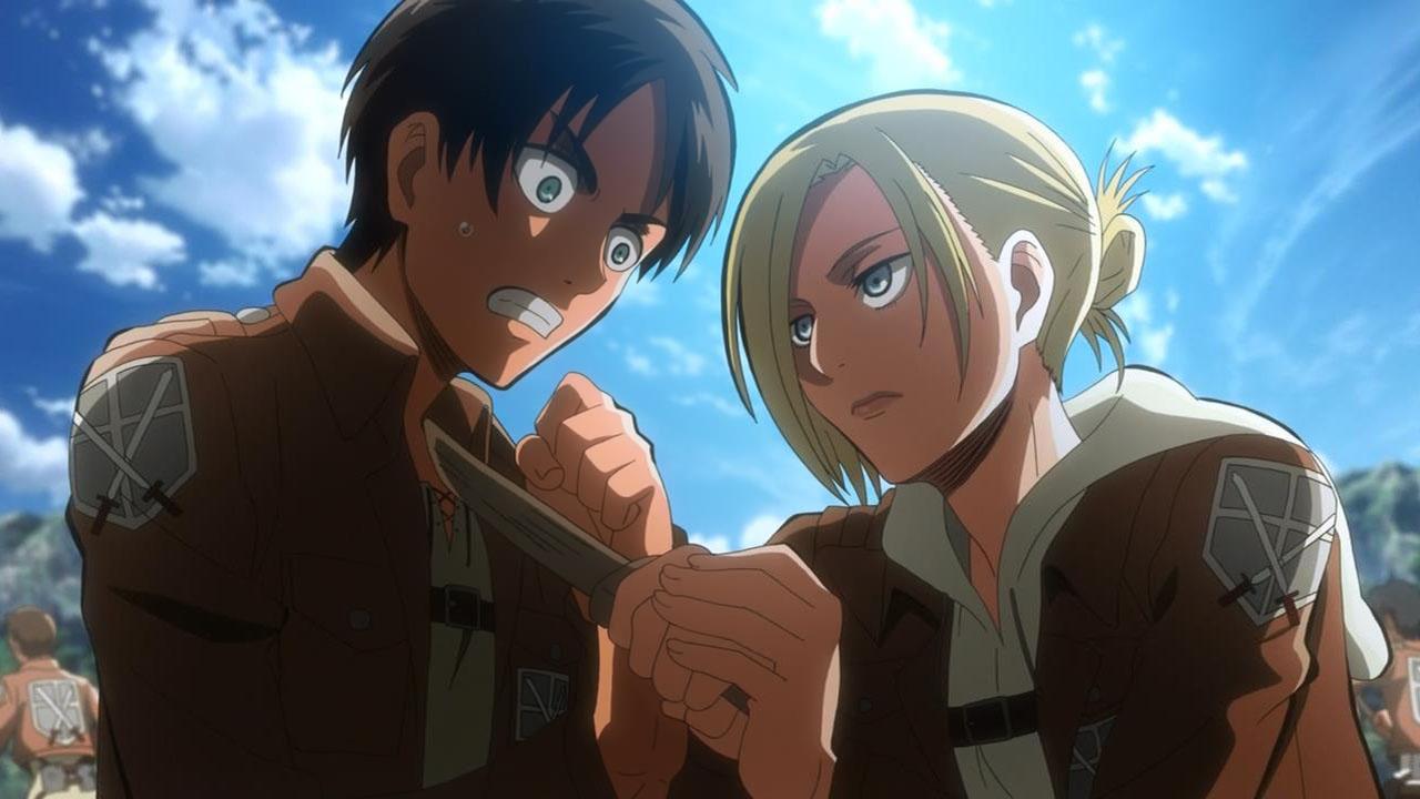 Ereannie Shipping Wiki Fandom 'attack on titan' is one of my favorite anime. ereannie shipping wiki fandom