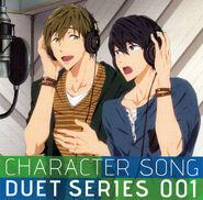 Free! Duet CD MakoHaru