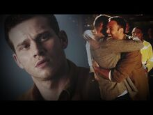 Lost without you - buck & eddie (4x14)