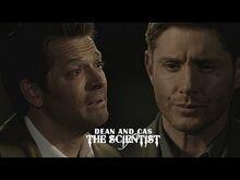 Dean & Cas ◊ The Scientist -+15x18-