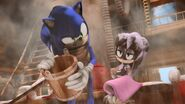 SonicBoom Sonic&Perci Sooted