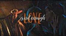 "Betty & jughead ✗ ""love is not enough"" (+3x22)"