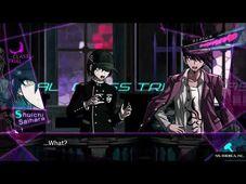 Kaede and Shuichi - Lovers Quarrel? -Danganronpa V3 Killing Harmony Demo-