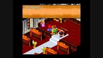 Super Mario RPG-Bowser Kisses Mario