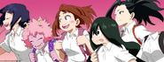 MHA Girl Power - 4 (Ending)