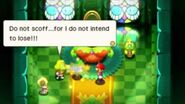 Prince Peasley pokes Luigi for 5 minutes in 'HD'
