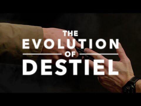 The Evolution of Destiel- A Video Essay