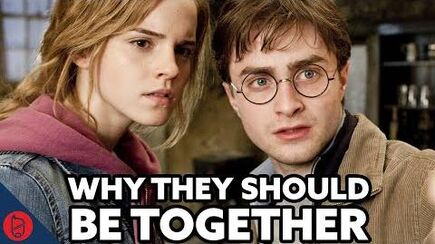 Why Harry & Hermione Should Be Together Harry Potter Theory