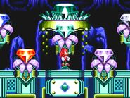 Sonic3&Knuckles Knuckles in shrine