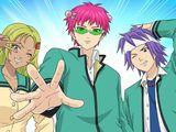 PK Psychic Trio