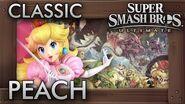Super Smash Bros. Ultimate Classic Mode - PEACH - 9