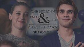 The Story Of Betty & Archie Dusk Till Dawn Season 2