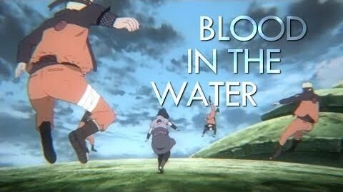 Naruto vs sasuke × blood in the water -amv-