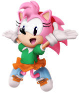 Classic Amy 2020 Render
