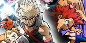 KiriBaku (Heroes Rising Poster)
