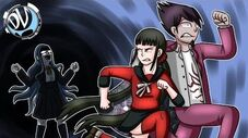 New Danganronpa V3 Anthology Dub Living In Lazy Cosfined Environment