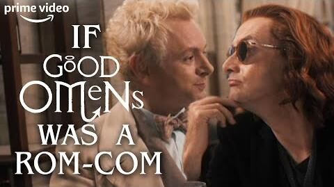 Good Omens If It Was A Romantic Comedy Film - Prime Video