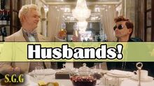 Ineffable Husbands Rule Good Omens - Aziraphale & Crowley