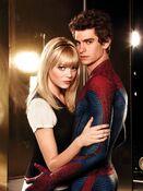 PeterGwen - The Amazing Spider-Man1