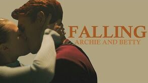 Betty & Archie Falling